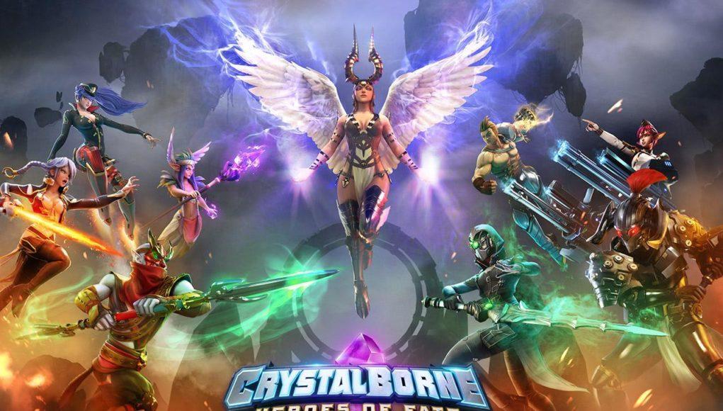 Crystalborne Heroes of Fate Hack Cheat