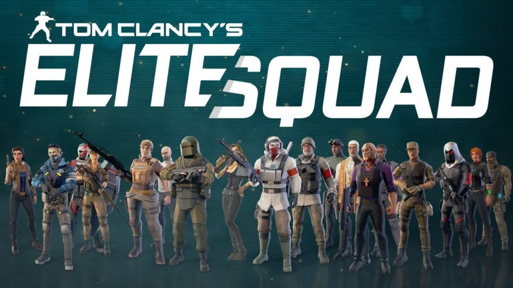 Tom Clancy's Elite Squad Hack [2020] Cheats Mod