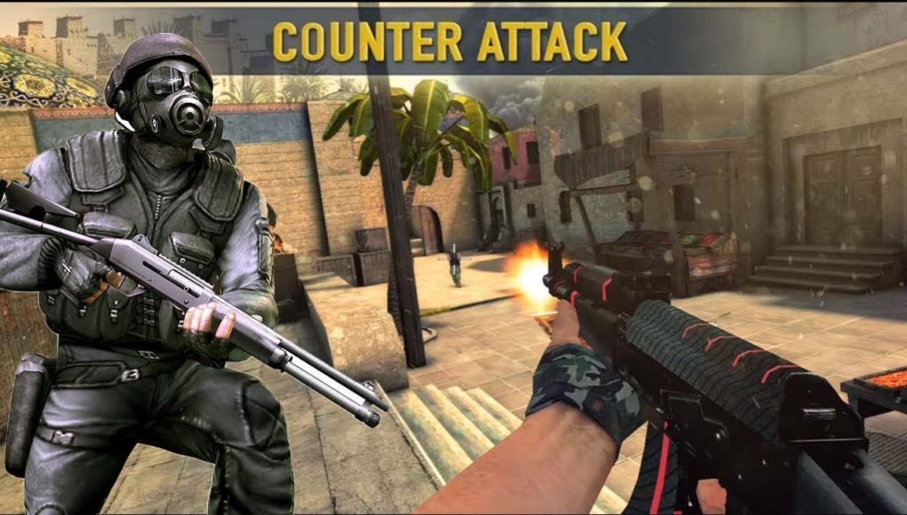 Counter Attack Multiplayer FPS Hack Diamonds and Cash