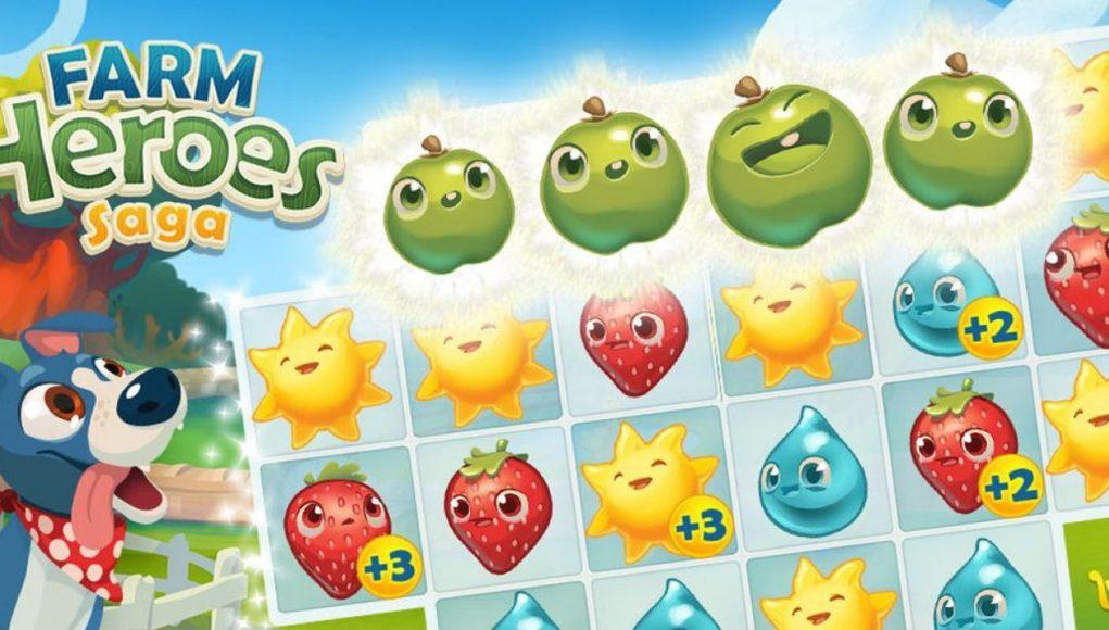 Farm Heroes Saga Hack Mod – Cheat Farm Heroes Saga Gold Bars