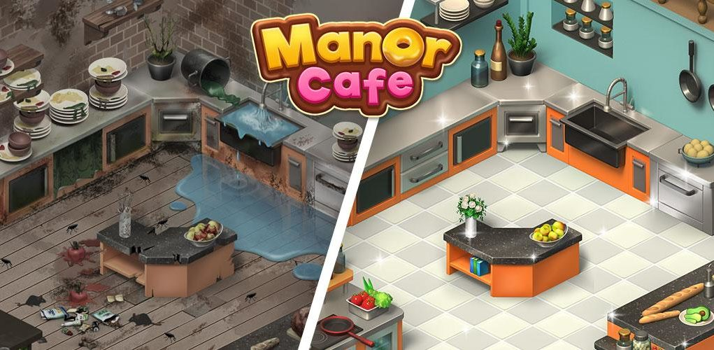 Manor Cafe Hack Mod Coins [2020 ios android]