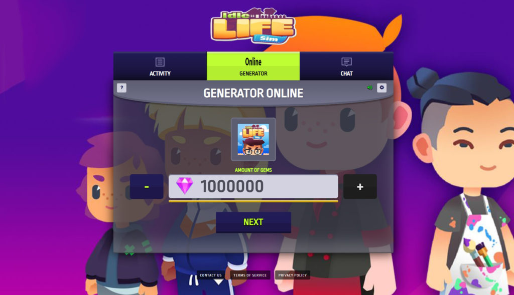 idle-life-sim-hack