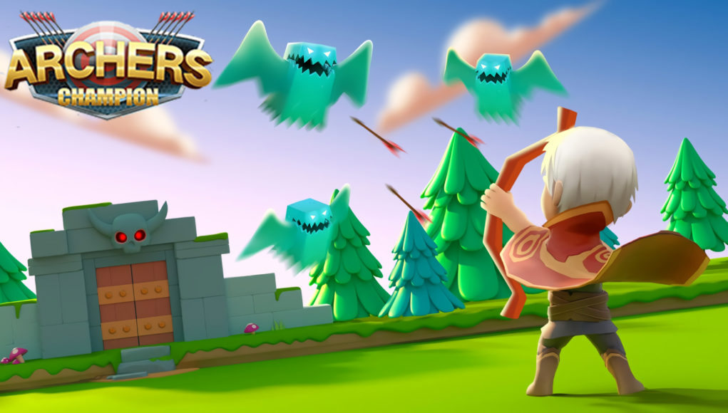 Archer Champion Hack Mod – Diamonds and Coins Unlimited