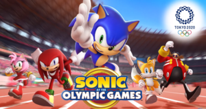 SONIC AT THE OLYMPIC GAMES TOKYO 2020 Hack Mod For TP