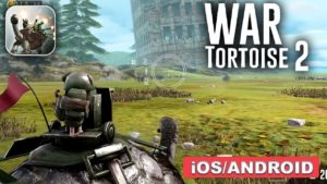 War Tortoise 2 Hack Mod Cash and Gems Android-iOS Tools