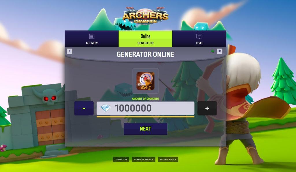 archer-champion-hack