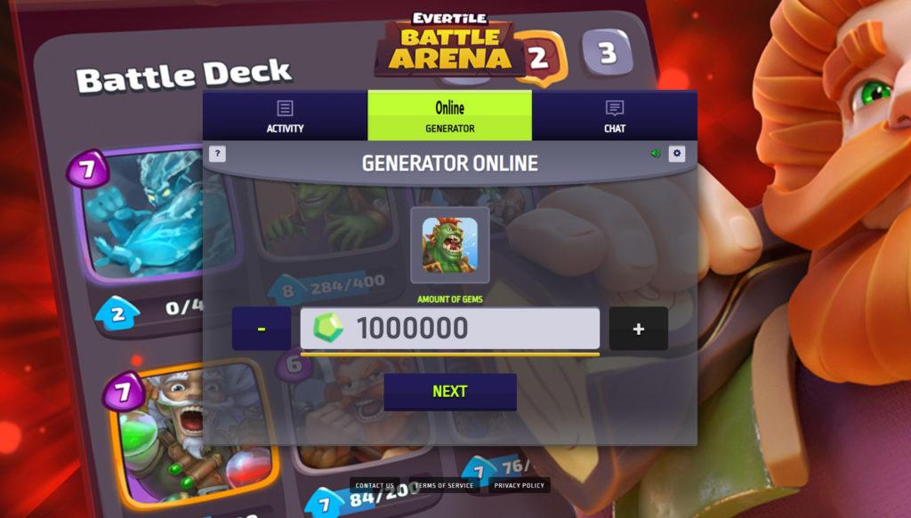 evertile-battle-arena-hack