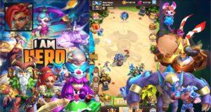 I Am Hero AFK Teamfight Hack Gems and Gold (Mod APK)