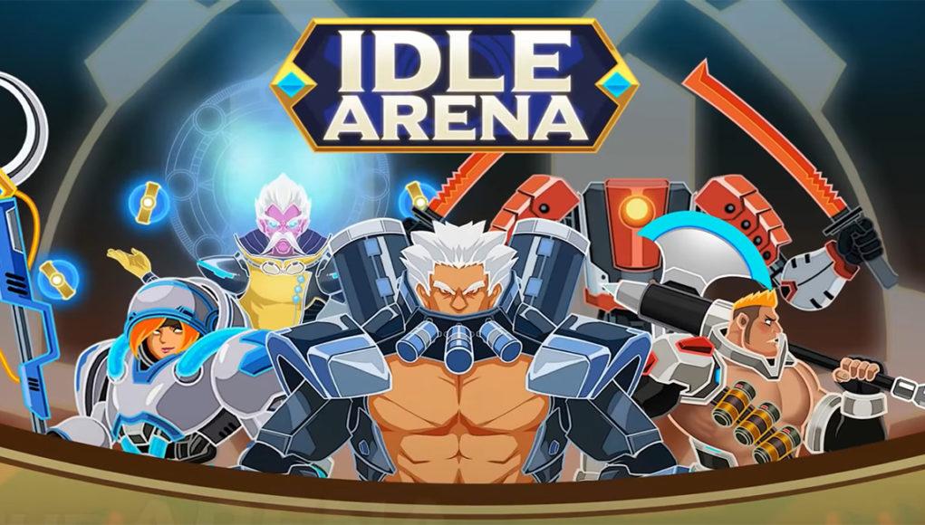 Idle Arena RPG Clicker Battles Hack APK Mod For Gems