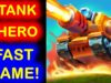 Tank Hero The Fight Begins Hack Diamonds and Energy [mod 2020]