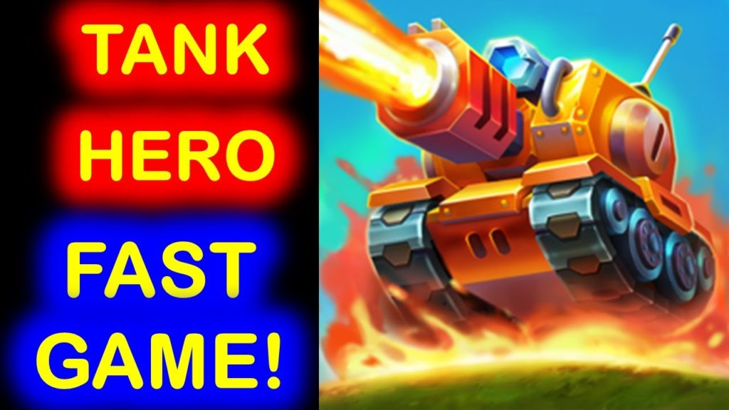 Tank Hero The Fight Begins Hack Diamonds and Energy [mod 2020]