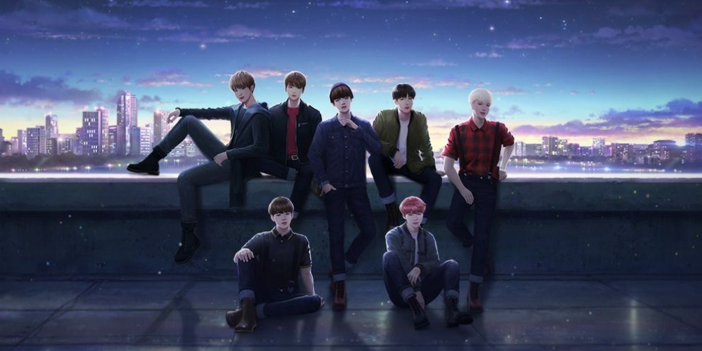 BTS Universe Story MOD APK/IOS (Unlimited Resources)