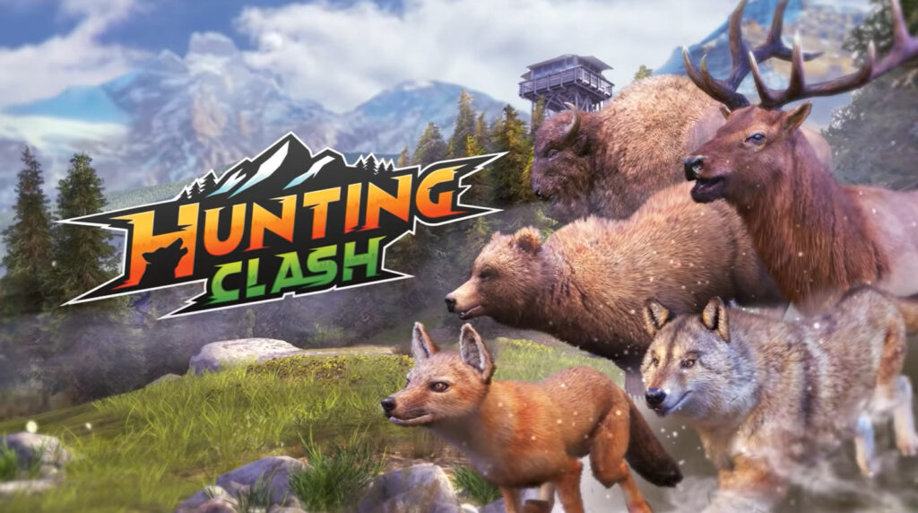 Hunting Clash Hunter World Hack Mod Gold and Silver