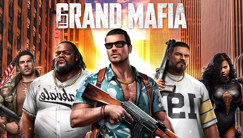 The Grand Mafia Hack APK Mod For Gold