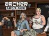 Archer Danger Phone Hack Kriegerrands IOS Android