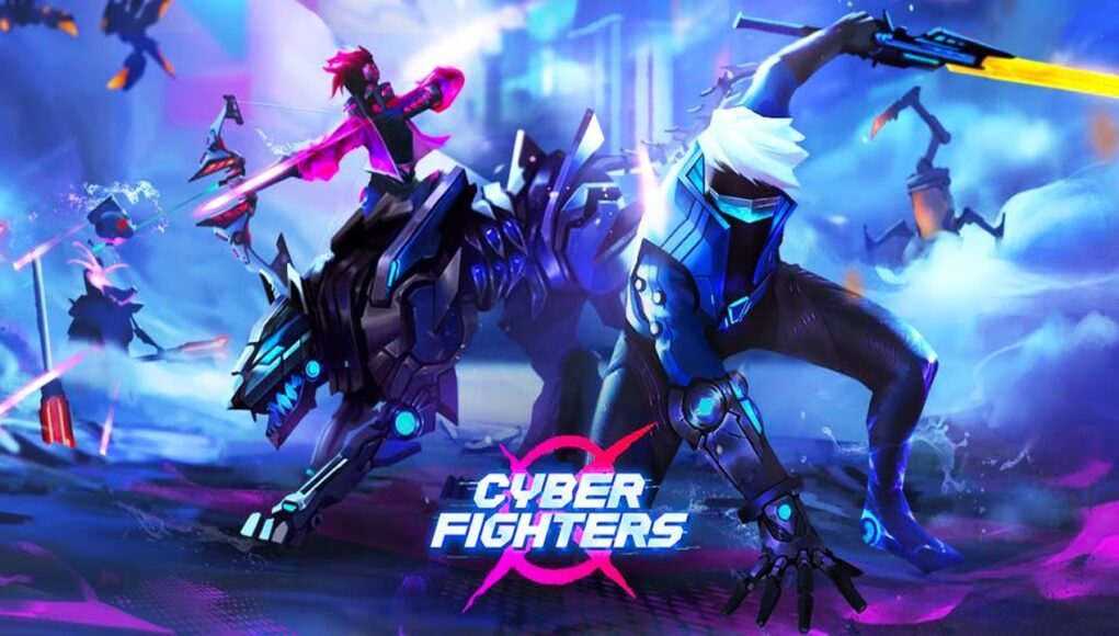 Cyber Fighters Hack apk no survey Cheats engine Coins and Gems