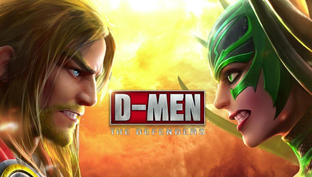 D-MEN The Defenders Hack Diamonds Anti-Ban Script