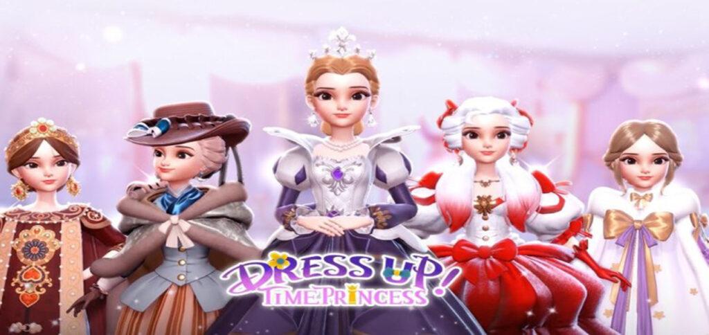 Dress up Time Princess Hack APK Diamonds that work