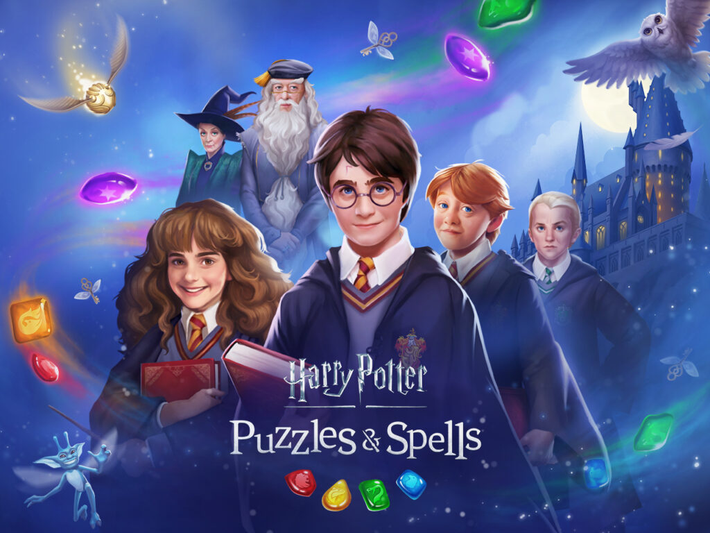 Harry Potter Puzzles & Spells Hack Mod [Gold]