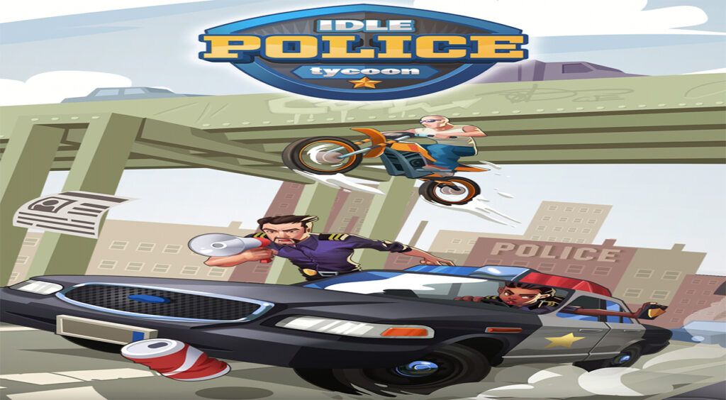 [Cheats] Idle Police Tycoon Hack Gems Mod android iOS glitch