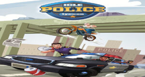 Idle Police Tycoon Hack Gems Mod android iOS glitch