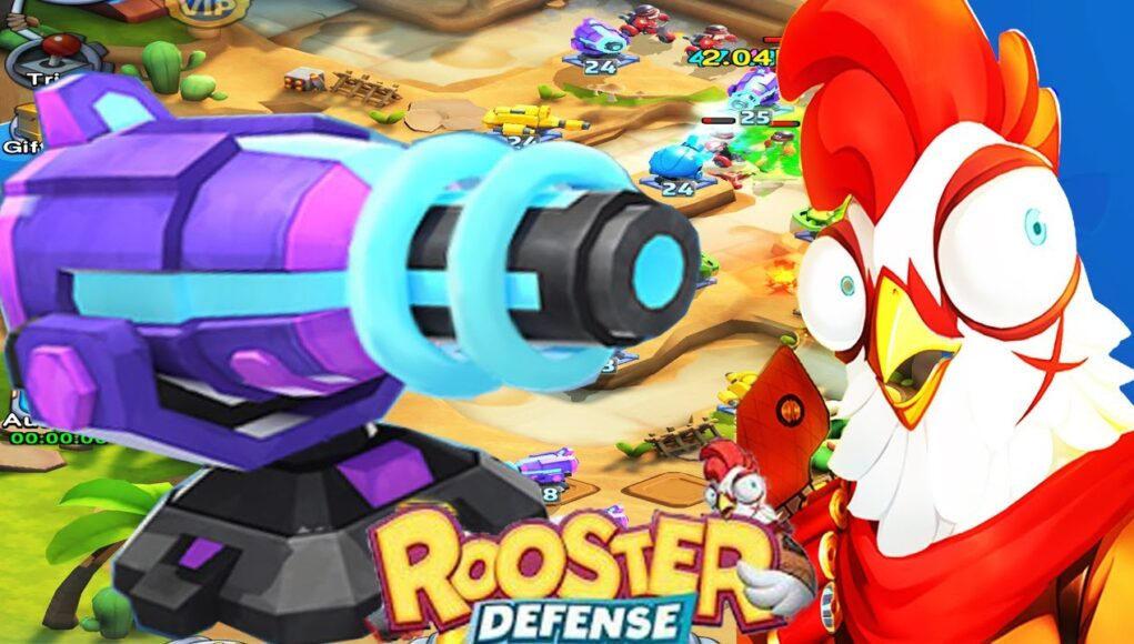 Rooster Defense Hack Mods For Diamonds
