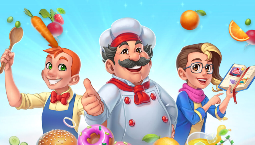Cooking Diary Hack Mod Rubies and Coins