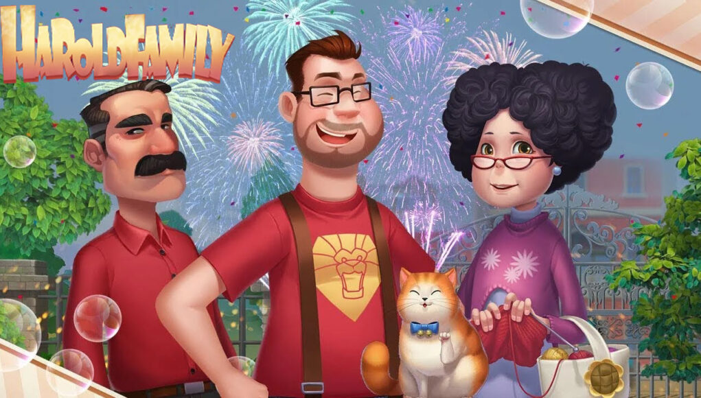 Harold Family Hack Mod unlimited coins