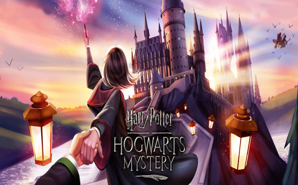Harry Potter Hogwarts Mystery Hack Gems and Coins