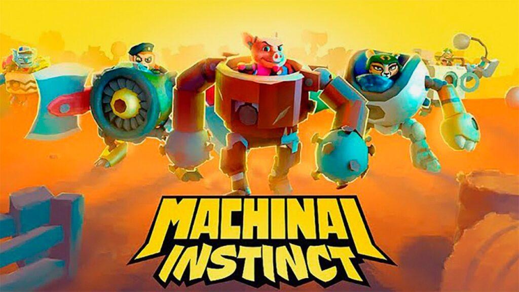 Machinal Instinct Hack APK For Caps and Gems