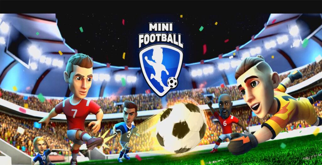 Mini Football Hack Cheats Diamonds Coins IOS Android Mod