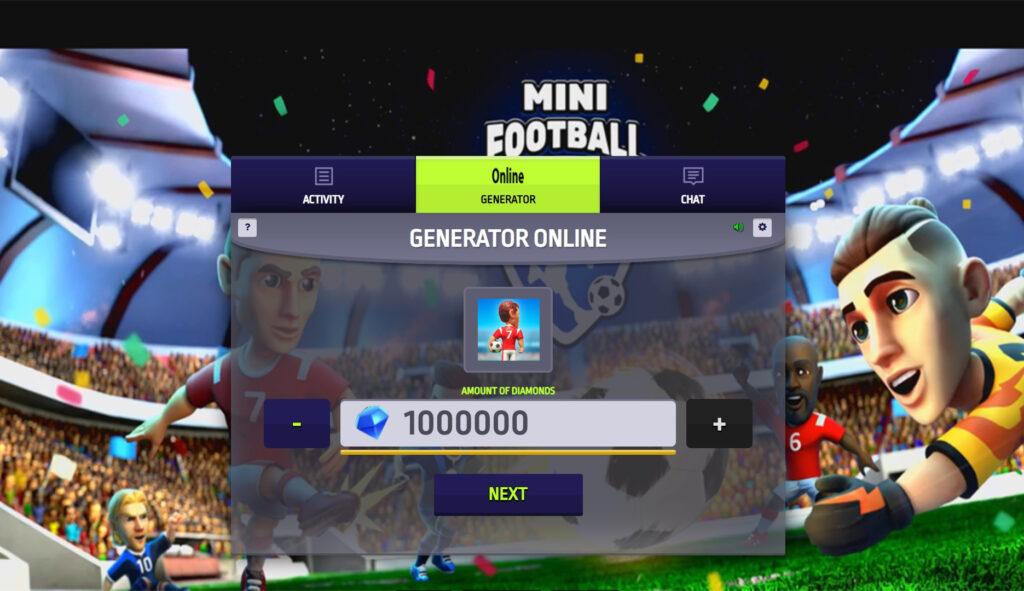 mini-football-hack
