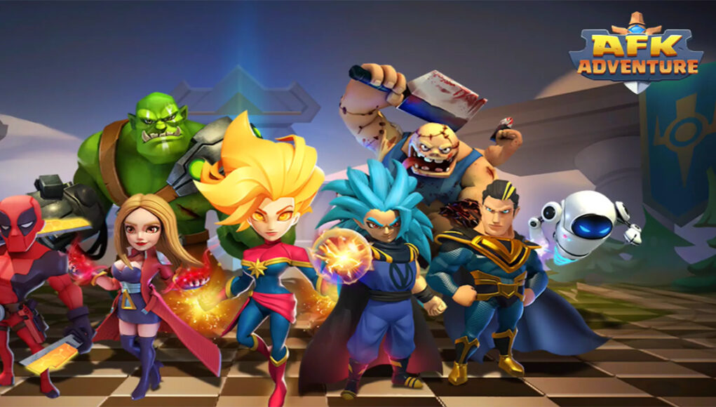 AFK Adventure Arena of Heroes Hack Gold and Gems