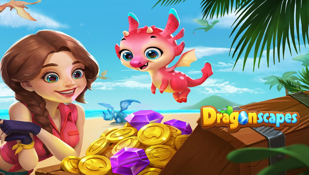 Dragonscapes Adventure Hack Mod Gems and Coins