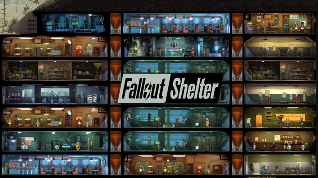 Fallout Shelter Hack APK/iOS Caps Nuka-Cola