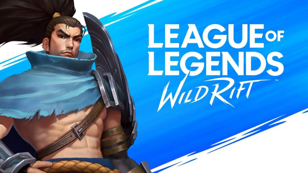 League of Legends Wild Rift Hack Mod For Wild Cores and Map
