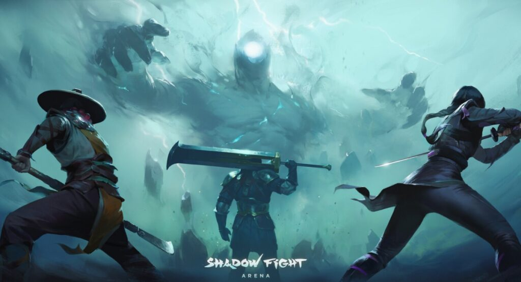 Shadow Fight Arena Hack APK Gold and Gems No Jailbreak
