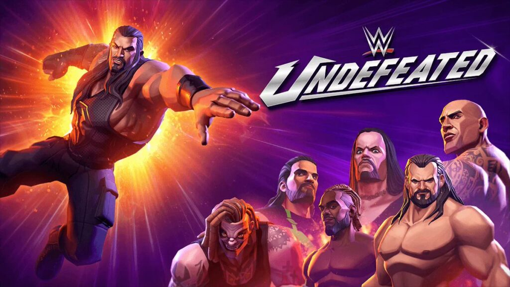WWE Undefeated Hack APK Gold and Battle Bucks