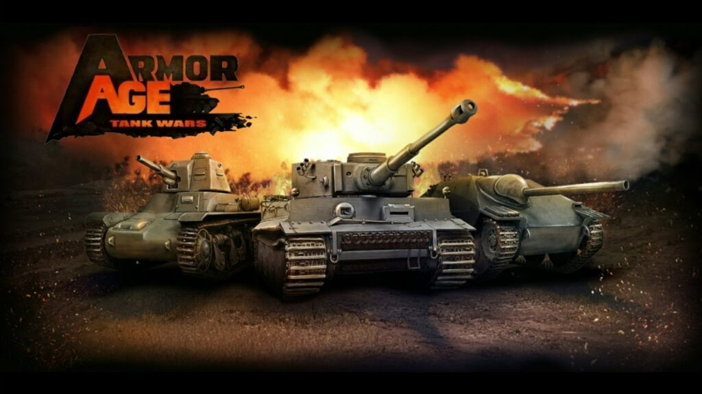 Armor Age Tank Wars Hack Gold and Silver online generator