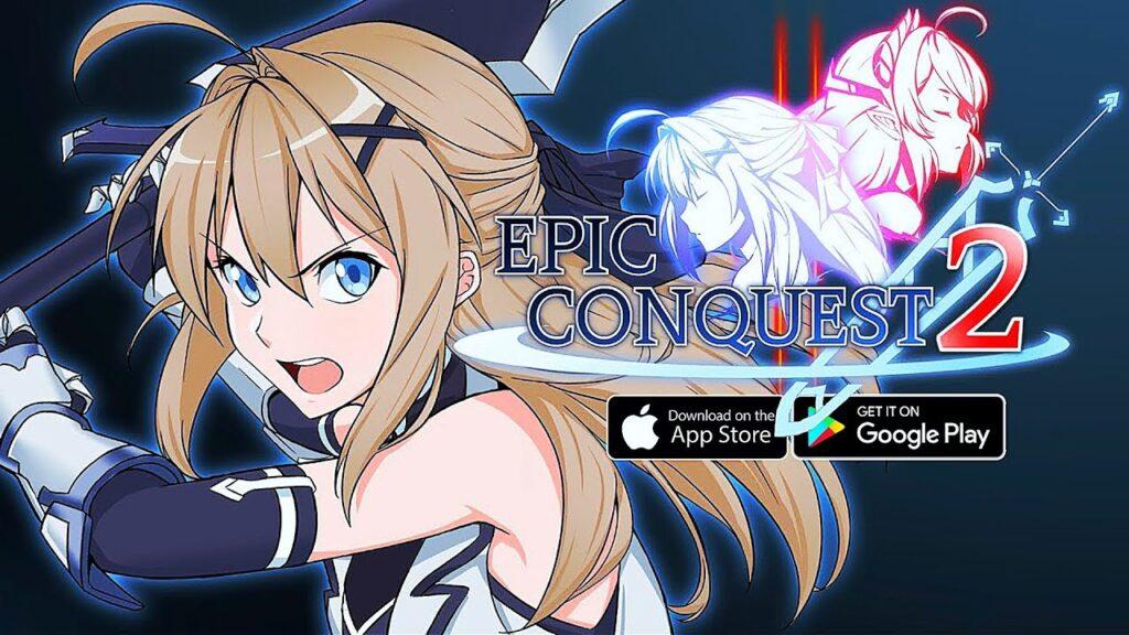 Epic Conquest 2 Hack Ruby mod apk