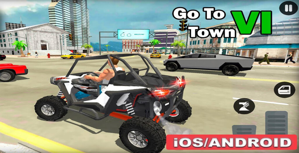 Go To Town 6 Hack apk obb Money and Gems