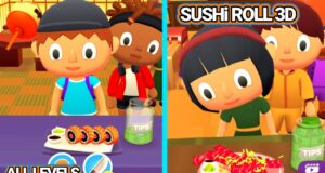 Sushi Roll 3D Hack Trick For Money