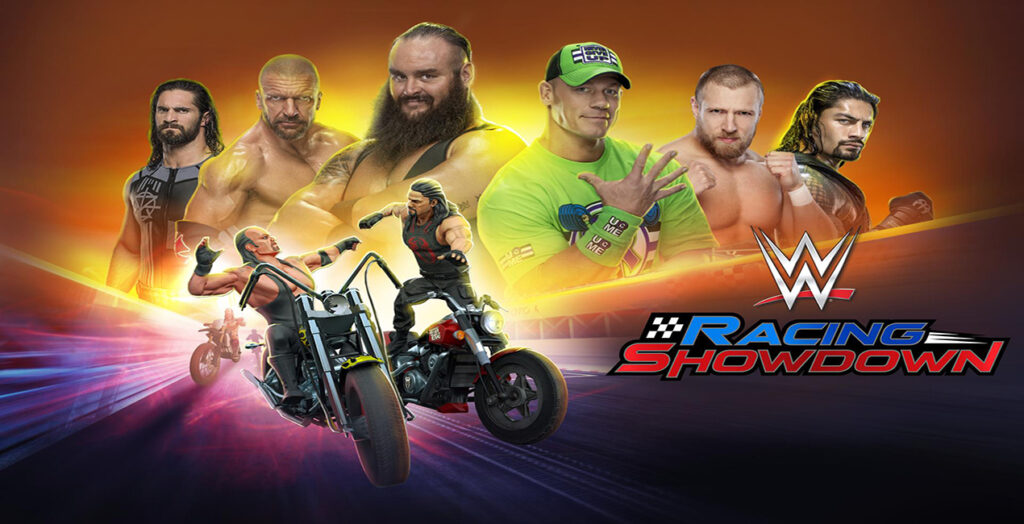 WWE Racing Showdown Hack apk obb coin money