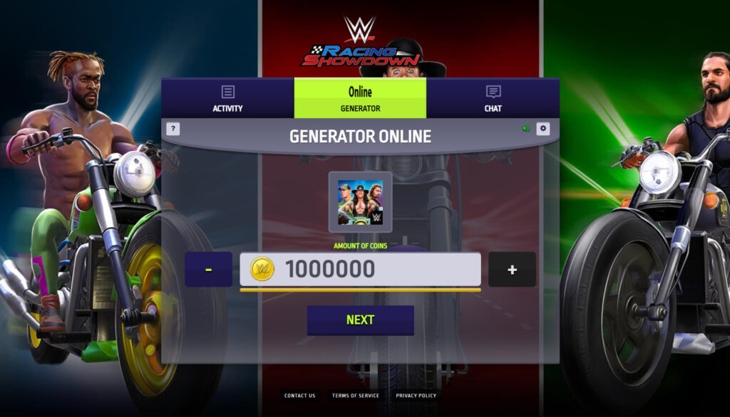 wwe-racing-showdown-hack