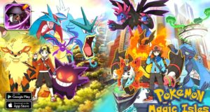 [Pokemon]Magic Isles Hack(MOD MONEY APK)