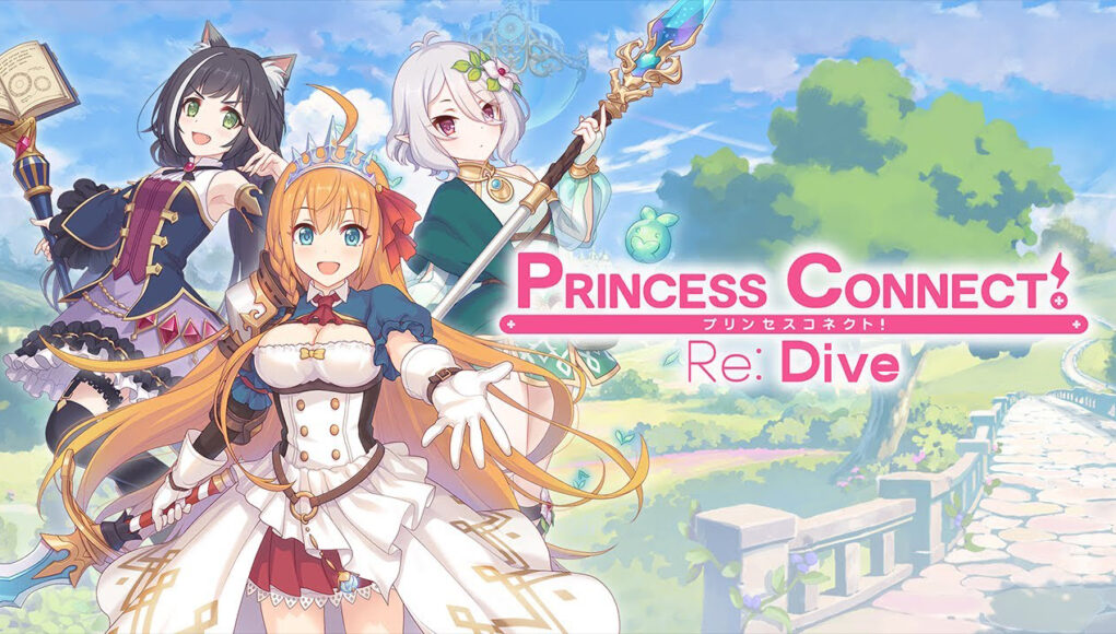 Princess Connect! Re Dive mod (Hack Jewels)