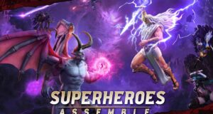 X-HERO Idle Avengers Hack APK (Gems Gold)