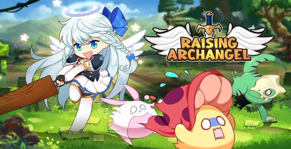 Raising Archangel Hack apk (Mod Diamonds)