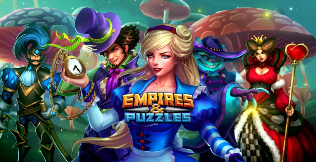 Empires and Puzzles Hack (mod Gems)