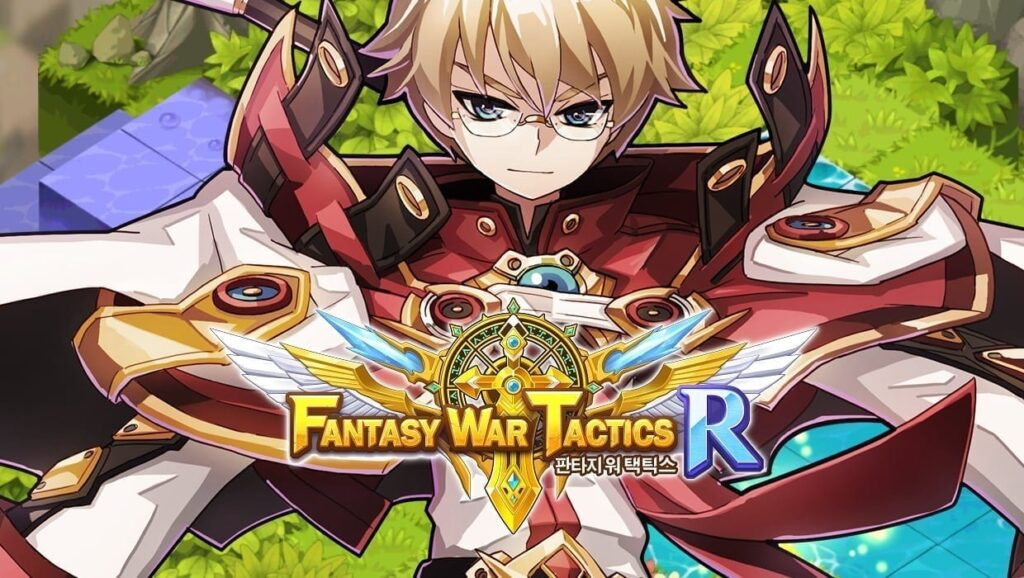 Fantasy War Tactics R Hack (mod Gold-Crystals)